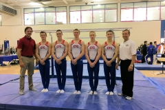 Level 10 Team at 2017 JRMO